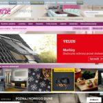 VELUX 2017 Rolety wewnętrzne markizy Czasnawnetrze