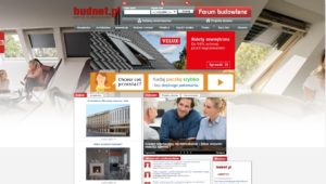 VELUX 2017 Rolety zewnętrzne Budnet