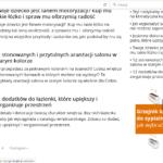 Kampania kontekstowo-behawioralna dla firmy Purmo; witryna piekniejszydom.pl