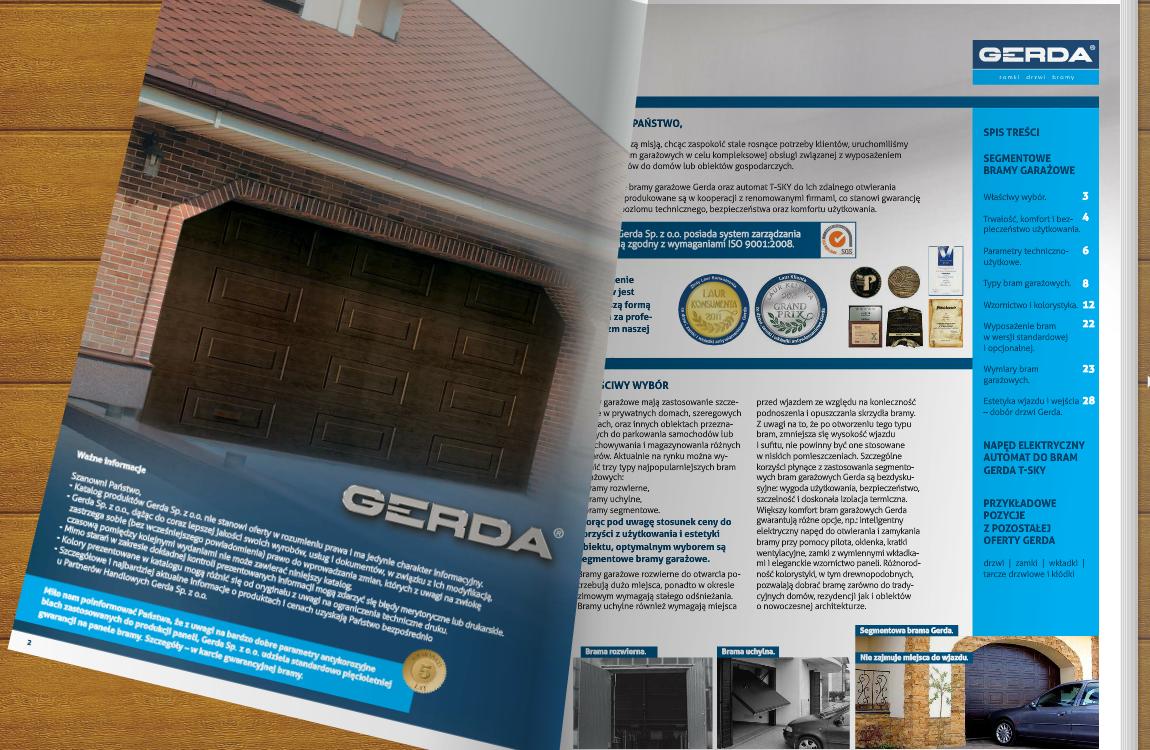 E-katalog Gerda