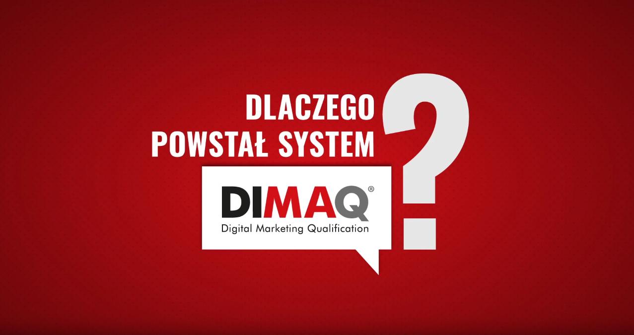 IAB Dlaczego powstał system DIMAQ?
