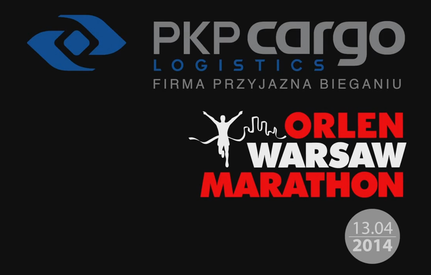 Film PKP CARGO Orlen Maraton 2014