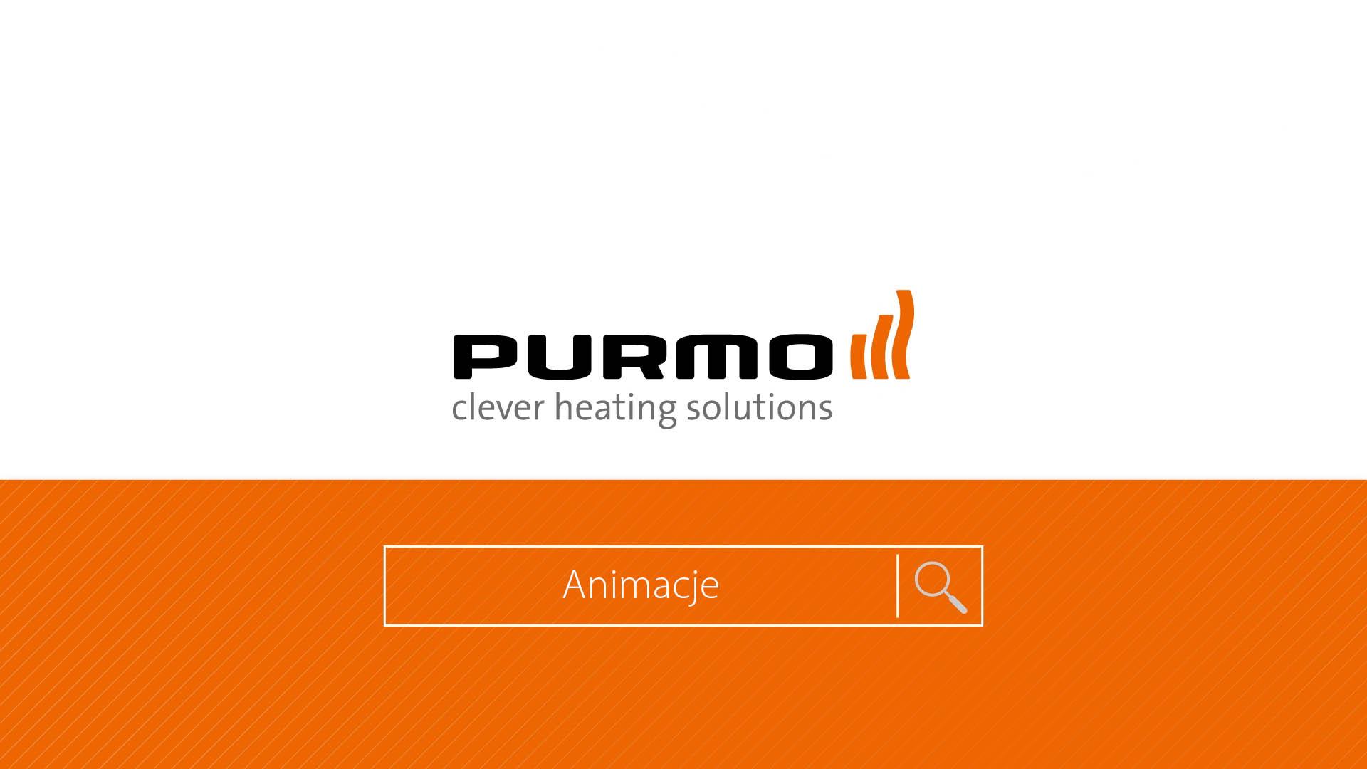 Animacje PURMO
